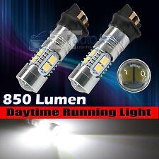 PW24W PWY24W LED Bulbs For Audi BMW VW Turn Signal or DRL Lights 2538 High Power