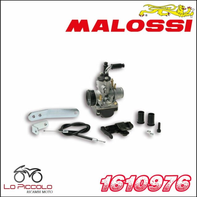 1610976 Carburateur Complet Malossi Phbg 21 Malaguti Fifty (3 Vitesses) 50 LC