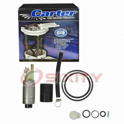 Carter In-Tank Electric Fuel Pump for 1988-1990 Dodge Ramcharger 5.2L 5.9L xa