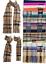 Womens-Mens-100-Cashmere-Wool-Wrap-Scarf-Scotland-Made-Plaid-All-Season-Scarves thumbnail 1