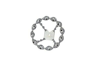 Lowrider CHAIN BICYCLE STEERING WHEEL CHROME part 236101