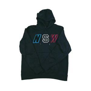 fit Fleece Nike 010 943573 Black Hoodie Loose Men's Sportswear Nsw New 0ZfqW8W