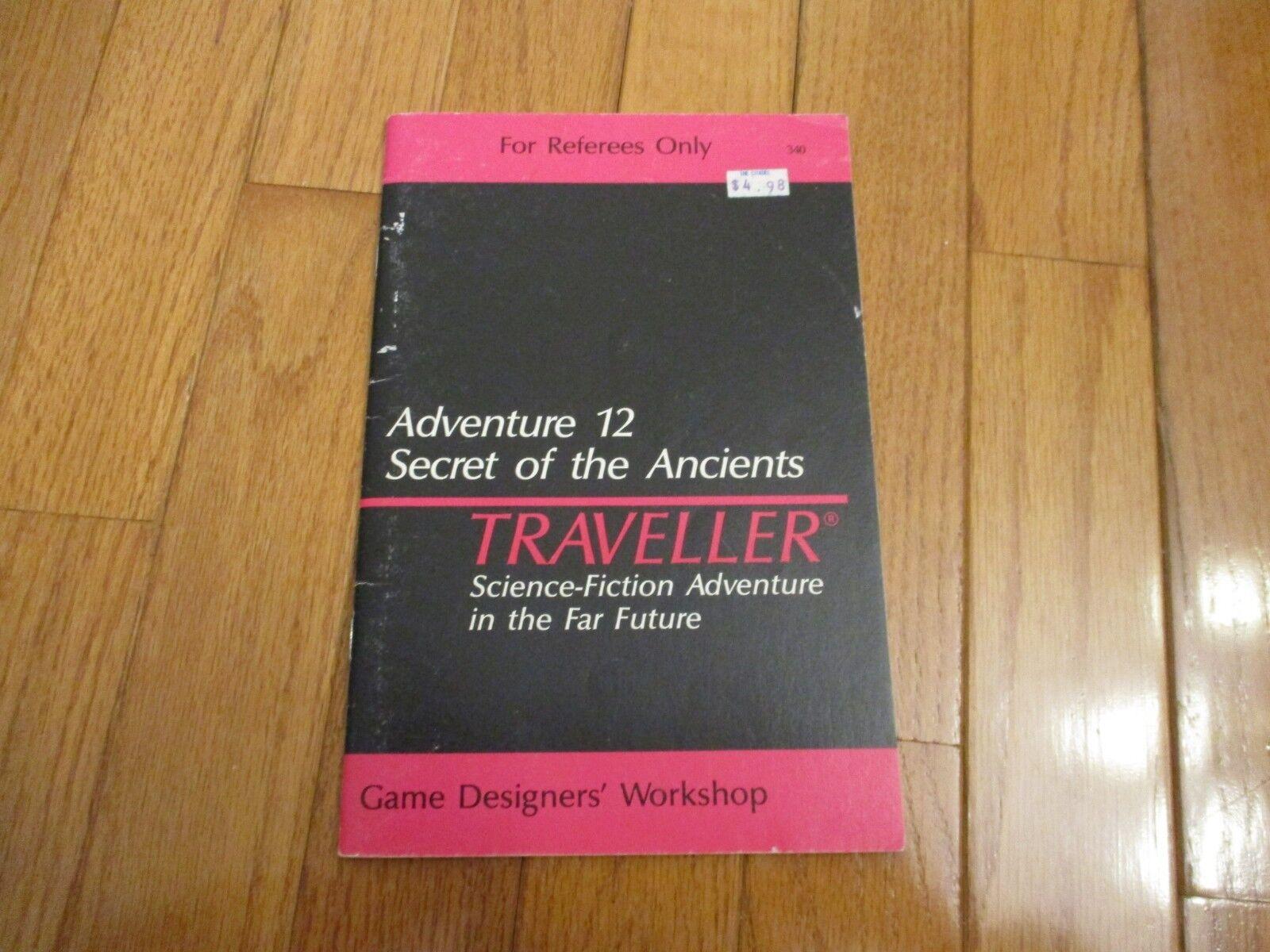 merce di alta qualità e servizio conveniente e onesto Traveller RPG Far Future Adventure Adventure Adventure 12 Secret of the Ancients  alta qualità e spedizione veloce