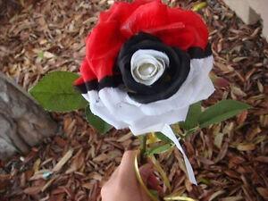 Rosa tricolore rossa bianca e nera rarissima semi ebay