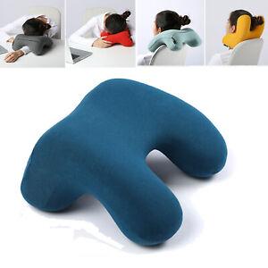 Superb Details About A Tunnel Shape Arm Cudding Nap Rest Desk Chair Back Cushion Neck Travel Pillow Creativecarmelina Interior Chair Design Creativecarmelinacom