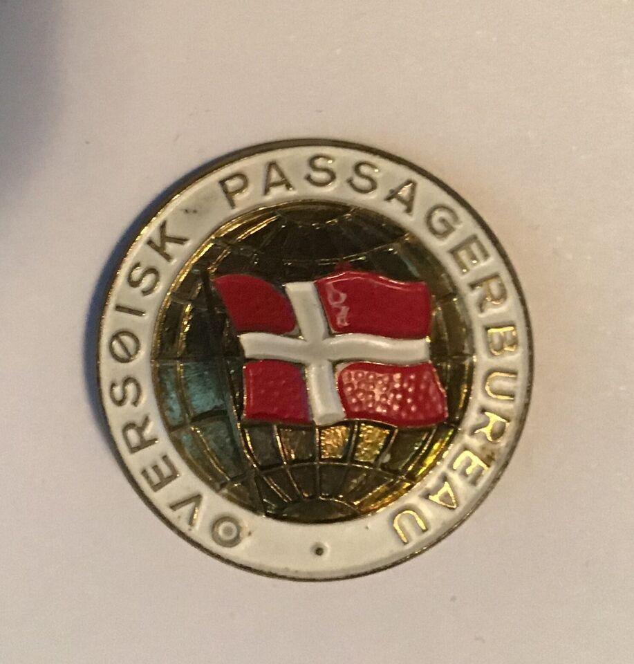 Emblemer, Oversøisk Passagerbureau