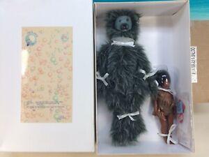 JUNGLE-BOOK-Little-Mowgli-Baloo-Set-Kish-Riley-Set-NIB-2-Doll-Gift-Set