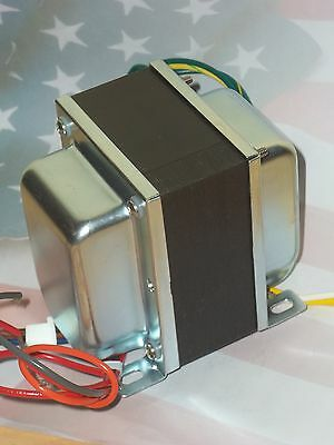 PT275Mi (USA) POWER TRANSFORMER TUBE AUDIO (550Vac) 275-0-55-275 x180mA