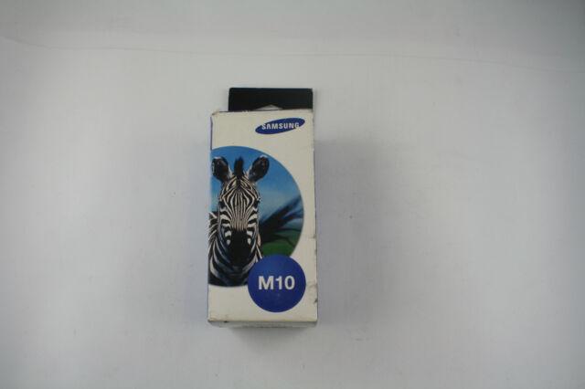 Samsung M10 -Zebra- OVP