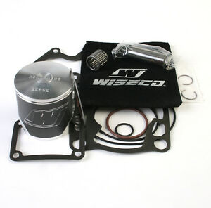 wiseco suzuki rm85 rm 85 supermini piston top end kit 53mm. Black Bedroom Furniture Sets. Home Design Ideas