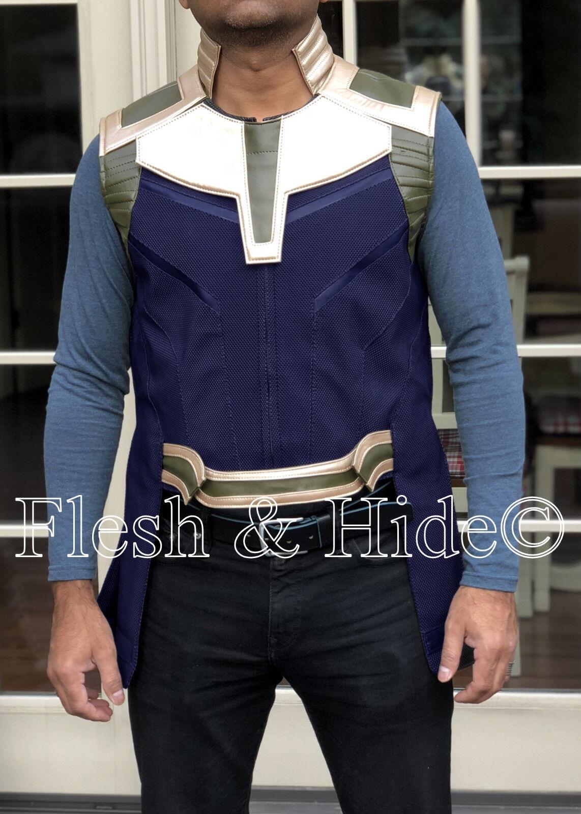 Avengers Infinity War Captain America Thanos Vest