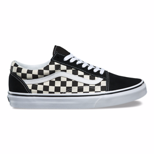 ccaa95312c0e75 Image is loading Vans-Old-Skool-Checkerboard-Black-Checker-Primary-Check-