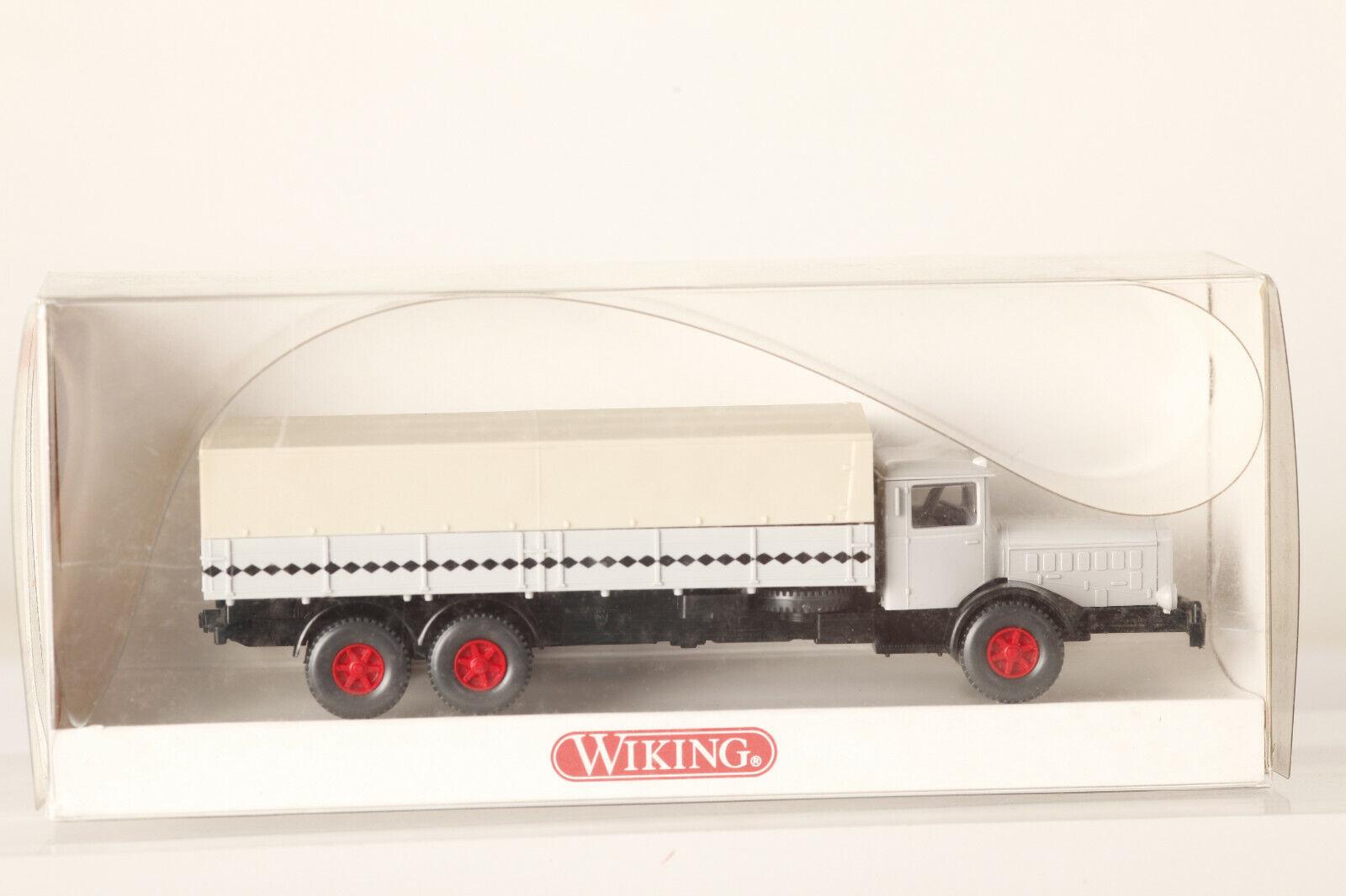 Neu Wiking 085202-1//87 Pritschen-Lkw Mb L 1113