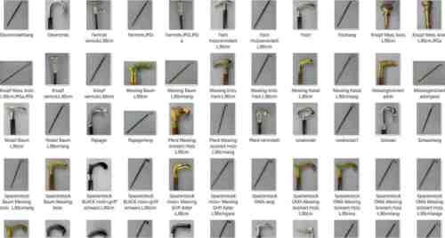 Spazier Stock Ständer Mahoni Teak Edel Holz Messing Regenschirm Halter Geschenk