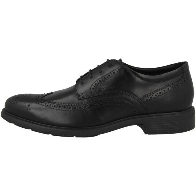 42 Geox B Negro Vestir Color 100030212 118 Hombre Zapatos De U Dublin K1FTlJc3