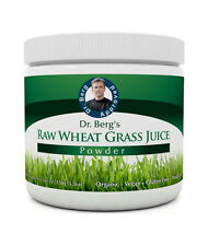 Dr Berg Raw Wheat Grass Juice Powder - BRAND NEW - 5.3 oz