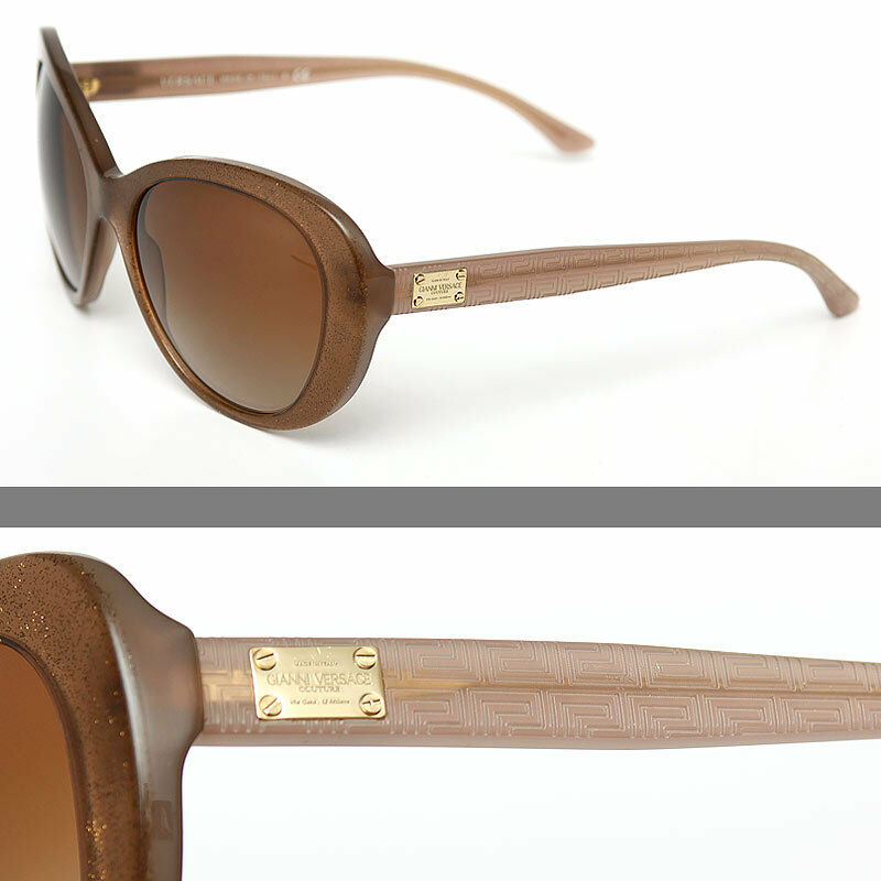 $450 GIANNI VERSACE COUTURE Ladies GOLD DUST SUNG… - image 1
