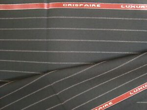 4-47-yd-HOLLAND-SHERRY-WOOL-FABRIC-Crispaire-Super-Fine-10-oz-SUITING-161-034-BTP