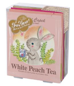 Karel Capek Cup-Of-Tea 5 Flavor Assort Tea bag 5 pieces set Japan