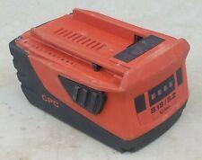 Hilti Cpc B18 52ah Li Ion 216v Genuine Battery Pack