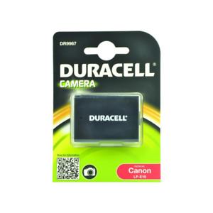 Duracell Li-Ion-Akku für Canon LP-E10