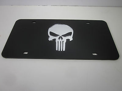 Mexican Mexico Punisher Vehicle License Plate Front Auto Tag NEW Guadalajara