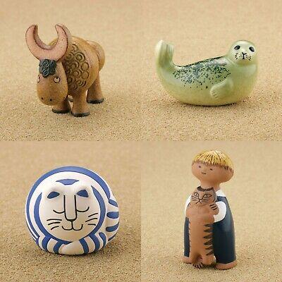 Kaiyodo Capsule Q Lisa Larson Miniature Fabrica 5 Pics From Japan