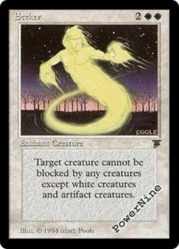 4 Seeker ^ White Legends Mtg Magic Uncommon 4x x4