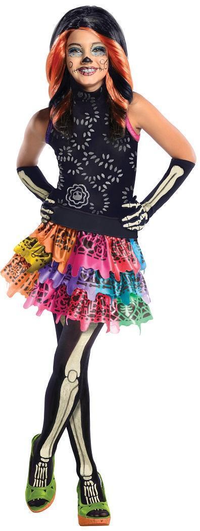Monster High - Skelita Calaveras Party Fancy Dress