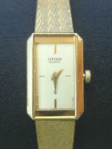 Details about CITIZEN QQ QUARTZ LADIES WATCH - GOOD CONDITION GENERALLY -  FREE POSTAGE