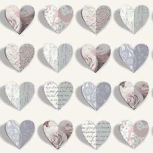 Olivia-C-urs-Papier-Peint-Fard-Arthouse-669701-Rose-Roses-Neuf