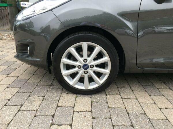 Ford Fiesta 1,0 SCTi 140 Titanium - billede 4