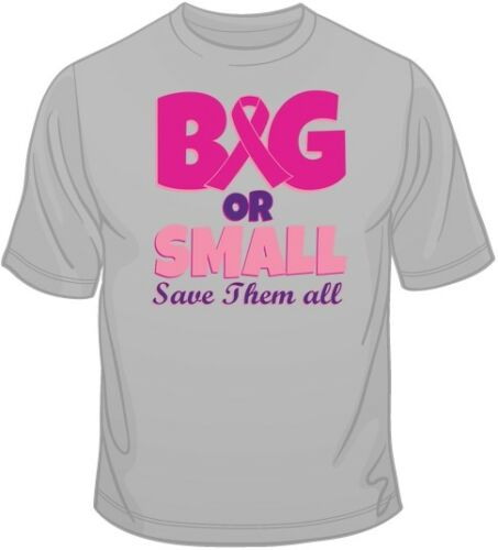Breast Cancer Awareness  T Shirt 10666 Save Them All