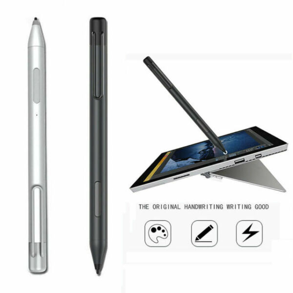 Broonel Black Fine Point Digital Active Stylus Pen Compatible with The Lenovo SSD Gaming 15.6 inch