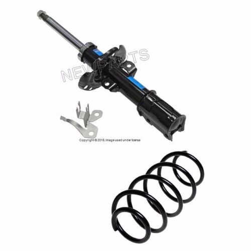 For Saab 9-3 Front Pass Right Suspension Strut Assembly+Coil Spring