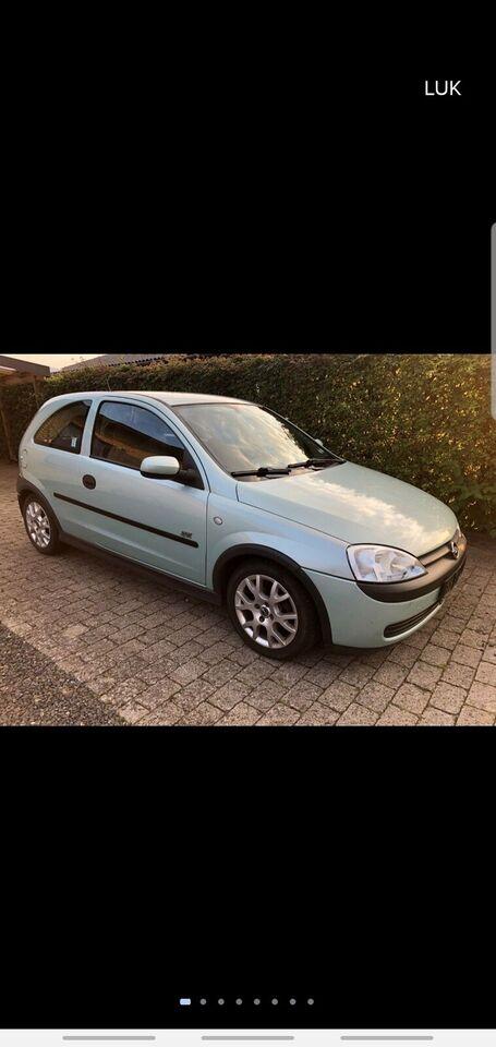 Opel Corsa, 1,4 16V Sport, Benzin