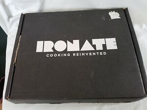 New Ironate Portable Pizza Pan Oven - 800 degrees