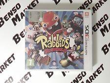 RAYMAN RABBIDS RUMBLE - NINTENDO 3DS 2DS DS 3D - PAL ITALIANO - NUOVO SIGILLATO