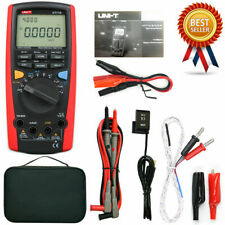 Uni T Ut71d Rms Digital Multimeter Tester Dmm Usb Auto Data Log Ac Dc Powerkd
