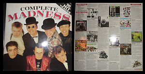 LP-Complete-MADNESS-16-Hit-Tracks-Greatest-Hits-Best-Of-SKA-NO-2tone