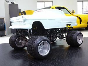 1a7be4a3e0 Image is loading NEW-ERA-1-4-SCALE-MONSTER-TRUCK-Quickchange-