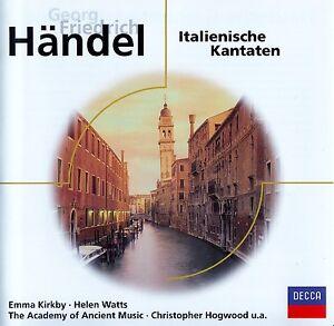 HANDEL-ITALIENISCHE-KANTATEN-CD-TOP-ZUSTAND