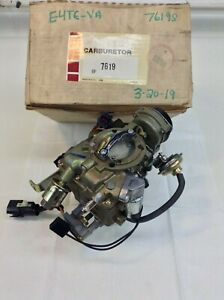image is loading nos-carter-yfa-carburetor-7619s-1984-ford-truck-