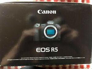 Canon EOS R5 Full-Frame Mirrorless Camera with 8K Video(Body Only)