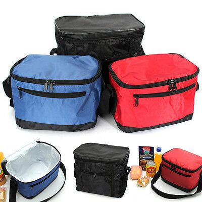 Thermal Cooler Waterproof Insulated Portable Tote Picnic Travel Lunch Ice Bag