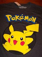 Nintendo Pokemon Pikachu T-shirt 2xl Xxl W/ Tag