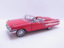 LOT 38965 Franklin Mint 1:24 Chevrolet Impala 1960 Convertible Cabrio neuwertig