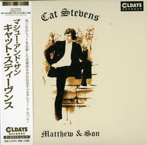 CAT-STEVENS-MATTHEW-amp-SON-JAPAN-MINI-LP-CD-BONUS-TRACK-C94