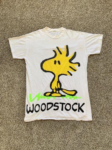 Vintage Woodstock Snoopy Sleeping Shirt