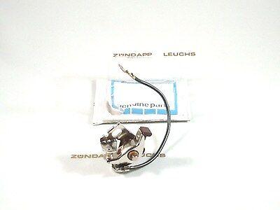Zündapp Zündung Unterbrecher mit Kabel Zünd Kontakt C 50 Super Typ 441